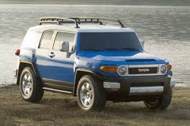 2007 Toyota FJ Cruiser Review - Gallery - Top Speed