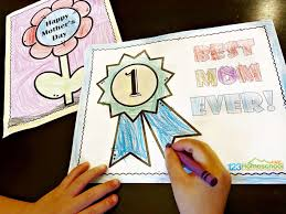 Signup to get the inside scoop from our monthly newsletters. Free Mothers Day Coloring Sheets