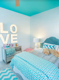 El Dorado Hills- Private Residence - contemporary - Kids - Molly Erin  Designs, Certified Interior Designer (diy decorations for teen girls room)
