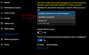 Screenshot On Pc Windows 10 How To Project Your Phone Screen To A Windows 10 Pc Onmsft Com