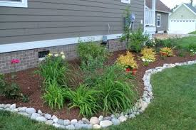 cheap garden edging. Cheap Garden Edging Lawn Ideas Inexpensive Landscape .