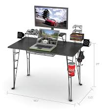 com atlantic gaming desk not machine specific kitchen dining