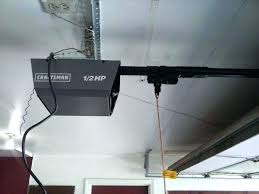 simple sears craftsman 1 2 hp garage door opener manual pdf sears intended sears garage door opener
