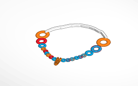 necklace | Tinkercad