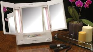 lighted makeup mirror review amazing magnifying vanity jerdon mirror you