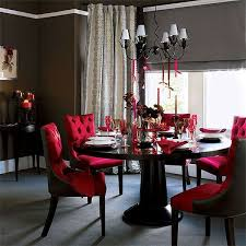 colorful dining rooms. Vibrant Colored Dining Chairs For The Modern Room Colorful Rooms