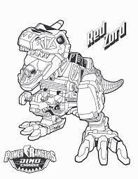 red zord them all powerrangers com inside power ranger coloring pages