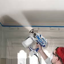 how to paint popcorn ceilings other