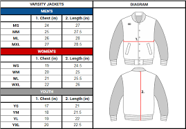 Varsity Cheer Uniform Size Chart Wooter Apparel Sizing Charts Wooter Apparel Team