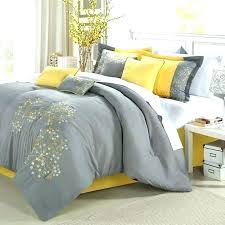 yellow bedding sets queen yellow bedding brown comforter sets quilt gray and yellow bedding gray walls