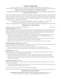 Thrift Store Manageresume Example Templates Liquor Stores And