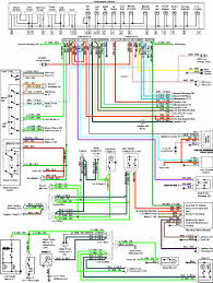 stereo wiring diagram chevy stereo wiring diagrams