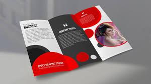 Stylish Trifold Brochure Design Tutorial Photoshop Cc 2019