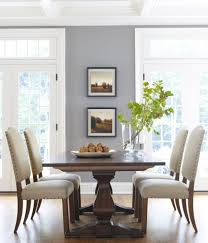 dining room table and fabric chairs. Furniture Upholstered Dining Room Chairs With Nailhead Trim Marvelous Our Table And Different Fabric