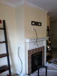 installing electrical above fireplace beautiful 34 best elemental living room idea book images on