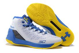 under armour basketball shoes stephen curry white. uk men\u0027s under armour ua stephen curry 3 dub nation mid basketball shoes white blue yellow t