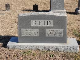 "Joseph Lee ""Joe"" Reid (1871-1951) - Find A Grave Memorial"