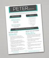 awesome resumes. 16 best Creative Awesome Resumes images on Pinterest Best resume