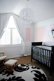 blackout shades for baby room. The Benefits Of Blackout Shades For Baby Room : Charming Decoration With Black Crib K