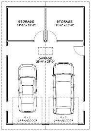 standard garage door width standard 2 car garage size width of a two car garage garage