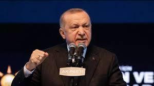 """إردوغان لقيس سعيّد: """"استمرار عمل البرلمان مهم للديمقراطية في تونس والمنطقة"""""""