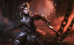 Guild Wars 2 Bethel The Sinister By Tarakanovich