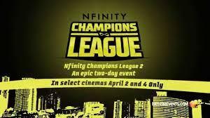 nfinity chions league 2 teaser