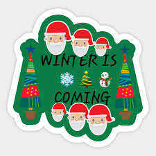 Chart On Winter Season Winter T Shirt