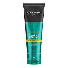 <b>John Frieda Luxurious Volume</b> Touchably Full Full Body Shampoo ...