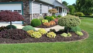 Small Gardens Landscaping Ideas Midwest Yard Work On Pinterest Front Yard  Landscaping Front Yards And