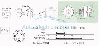 durite ignition switch wiring diagram durite image switch 128sa replaces lucas 34228 on durite ignition switch wiring diagram