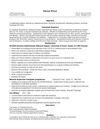 resume examples video objective in example of a professional 89 extraordinary example of a professional resume
