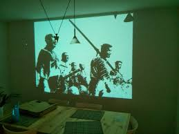 projector wall paintPainting Seven Samurai  Making Of  Album on Imgur