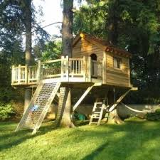 tree house plans for two trees. Plain Trees Scarsdale New York Treehouse Tree Houses By Top Builders Intended House Plans For Two Trees