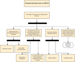 Cbt Flow Chart For Treating Narcolepsy Cataplexy Syndrome