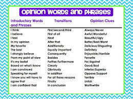 User Friendly Opinion Writing Rubric   School   English   Language     YouTube