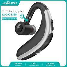 Tai nghe bluetooth JUYUPU BXJ7 xoay 360 độ chính hãng cho iPhone Samsung  OPPO VIVO HUAWEI XIAOMI tai nghe không dây