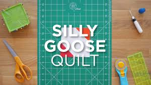 Quilt Snips Mini Tutorial - How to Make a Silly Goose Quilt Block ... & Quilt Snips Mini Tutorial - How to Make a Silly Goose Quilt Block Adamdwight.com
