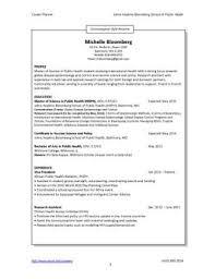 hybrid_resume_sample chronological style resume sample public health resume