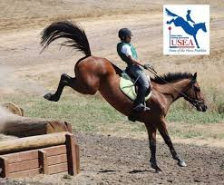 at right jack gives his rendition of the usea logo while ing cross country