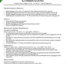 Retail Sales Associate Resume Extraordinary Retail Sales Associate Resume Job Description Keni
