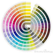 Pantone Colour Wheel Chart Pantone Color Wheel Chart Printable Pantone Color Palette