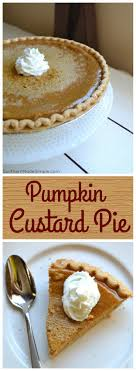 25 best ideas about Custard pies on Pinterest Simple custard.