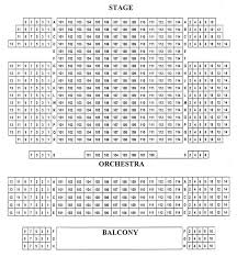Kaye Playhouse Seating Chart Concerts Littleorchestra