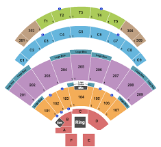 Dailys Place Amphitheater Seating Chart Jacksonville