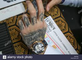 London Uk 29th Sep 2018 Japanese Tattoos Diau Zuo Tattoo By Wei