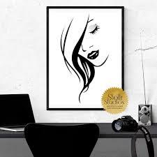 beauty salon poster beauty salon
