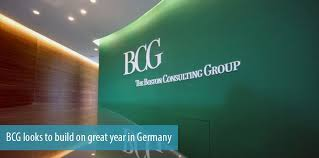 Boston Consulting Group Boston Consulting Group Looks To Build On Great Year In Germany