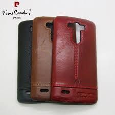 pierre cardin lg g4 paris design premium leather case back cover