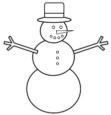 Small Picture Stunning Snowman Coloring Page Gallery New Printable Coloring